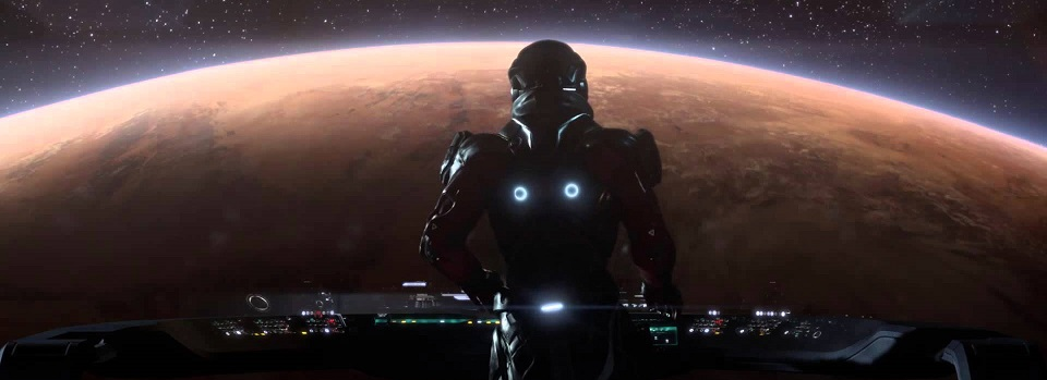 Multiplayer is 100% Optional in Mass Effect: Andromeda