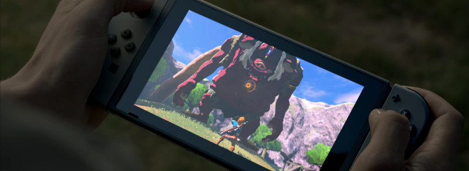 Nintendo May Release Switch Details on Thursday