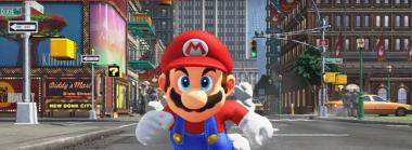 Super Mario Odyssey Gets a Little More Gameplay Footage