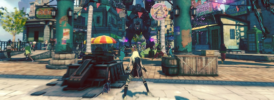 Gravity Rush 2 Server Shutdown Pushed Back 6 Months