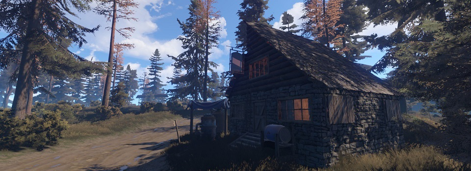 Rust to Leave Early Access After 4 Years