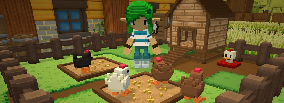 Staxel The Multiplayer Farming Game Gamerz Unite