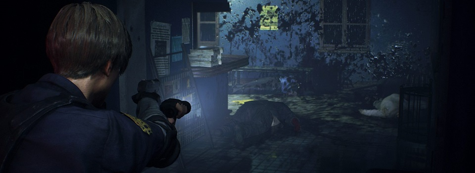 "Resident Evil 2 Remake Gets a ""One-Shot"" Demo"