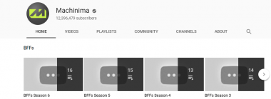 Machinima Removes All Content From YouTube After Management Shift