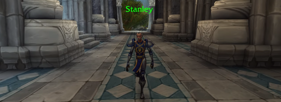 Stan Lee Tribute Appears in World of Warcraft