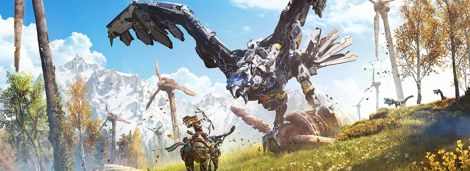 Horizon: Zero Dawn Planned for PC Release Later this Year
