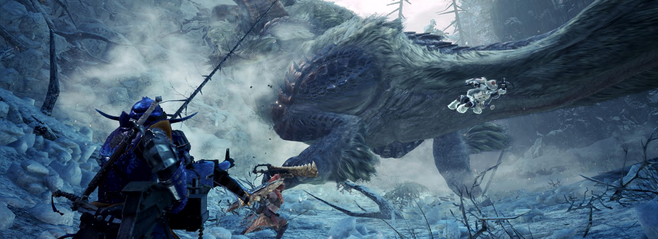 Monster Hunter: World Iceborne DLC is Deleting PC Player Save Games