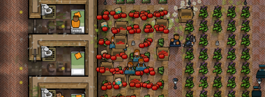 Prison Architect: Going Green DLC Introduces Farming Mechanics