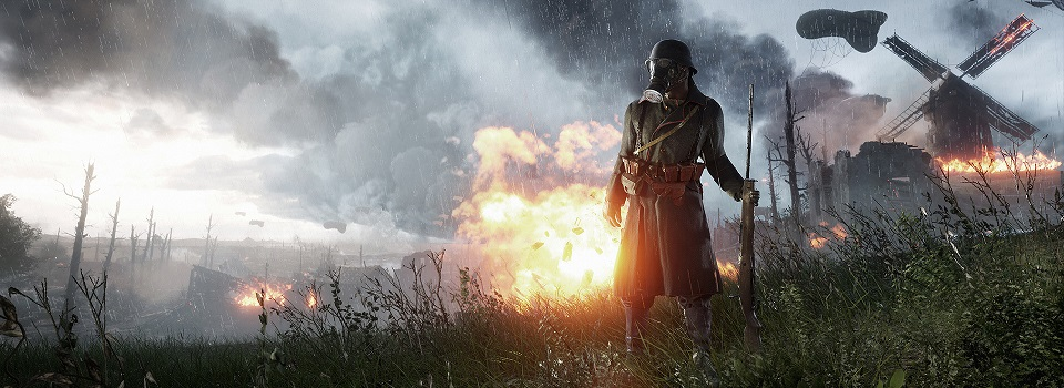 Battlefield 1 Winter Update Goes Live
