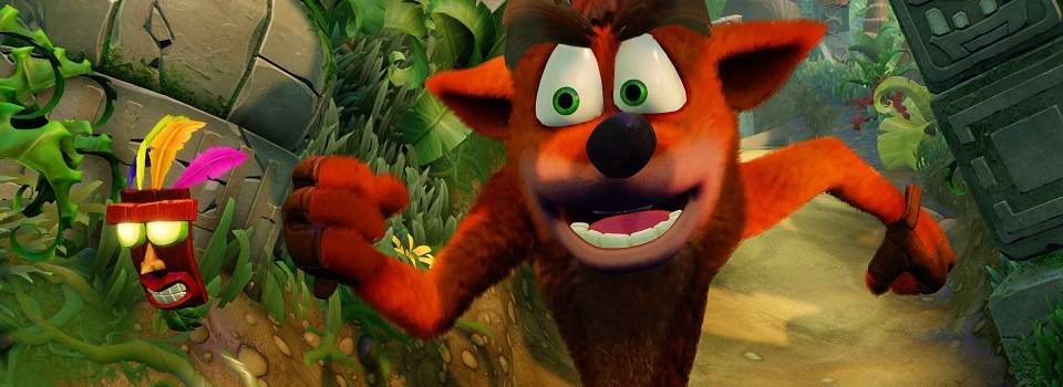 Release Date for Crash Bandicoot N. Sane Trilogy Is Set for June