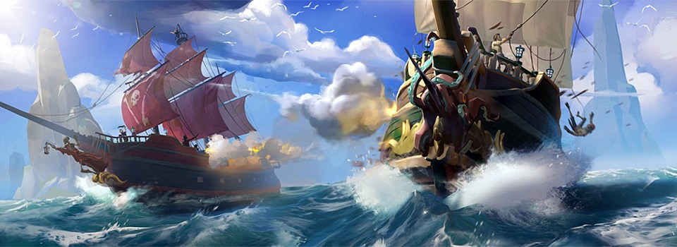 Sea of Thieves Director Promises There will be No Loot Boxes