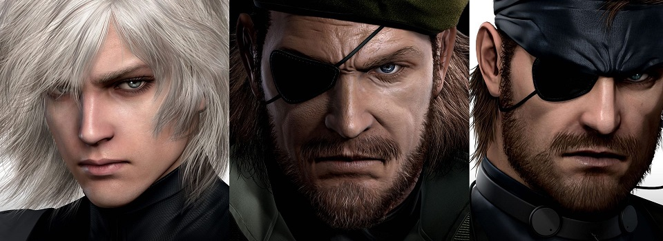[RUMOR] Metal Gear Solid HD Collection Coming to PS4