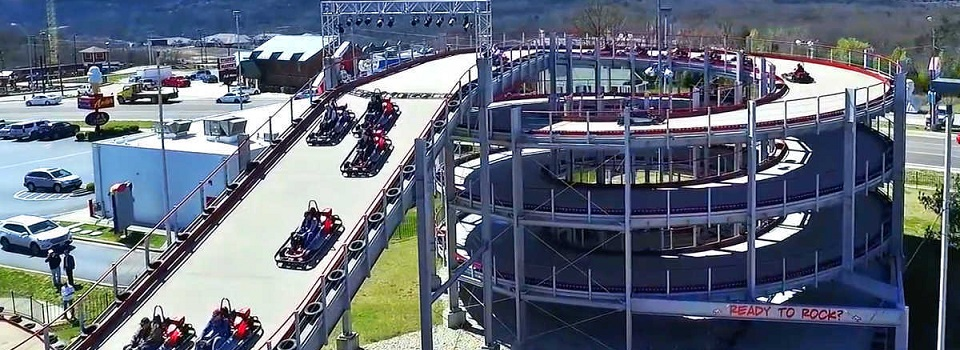 Niagara Falls' New Attraction is a Real Life Mario Kart