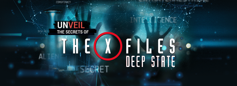 The Truth Behind The X-Files: Deep State? It's Great