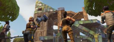 "Fornite Introduces ""Turbo Building"" Game Option"