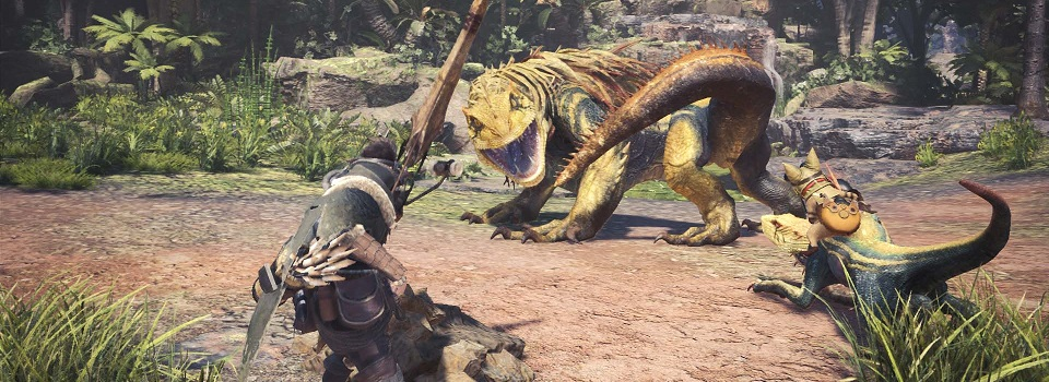 Capcom Enjoys Record High Profits in 2018 Thanks to Monster Hunter World
