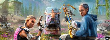 Far Cry New Dawn's Lush Post-Apocalyptic World is Based in Science