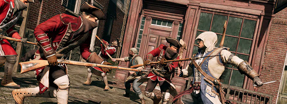 Assassin's Creed 3 Remastered to Release March 29