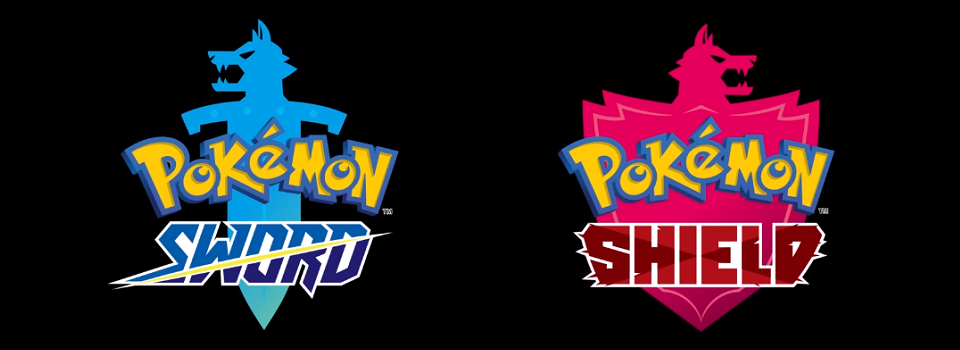 Pokemon Sword and Shield Revealed as Next Game Generation