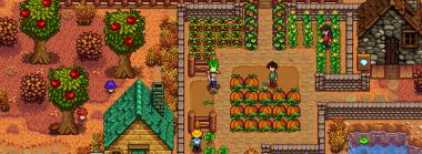Stardew Valley Creator Making Two New Games, but Please be Chill About It
