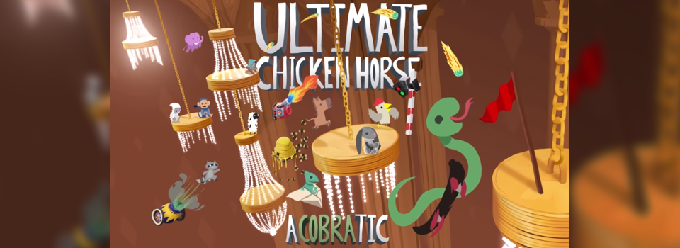 Ultimate Chicken Horse: A-Crobra-tic Update Adds Levels, Items, More