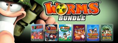 Bundle Stars is Now Dangling The Worms Bundle for $2.99