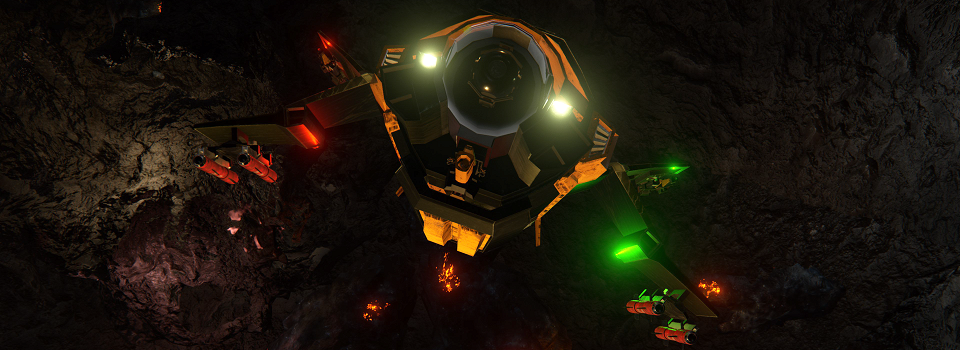 Join the Rebirth of an Iconic Franchise with Descent: Underground