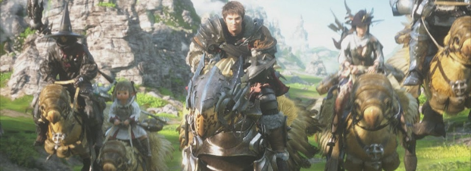 final fantasy xiv free to play 2018