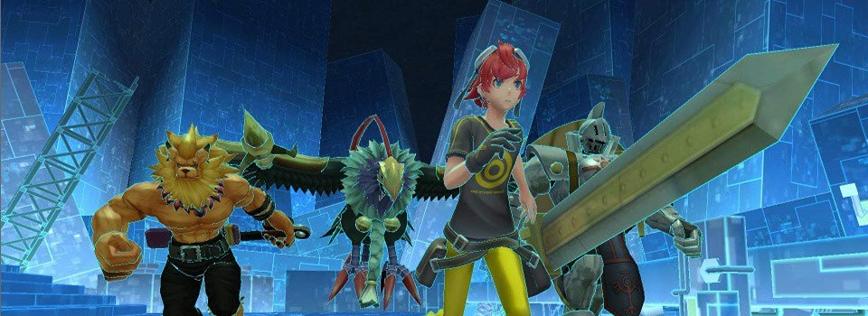 Digimon Cyber Sleuth: Hacker's Memory Announced in Japan for PS4 and Vita