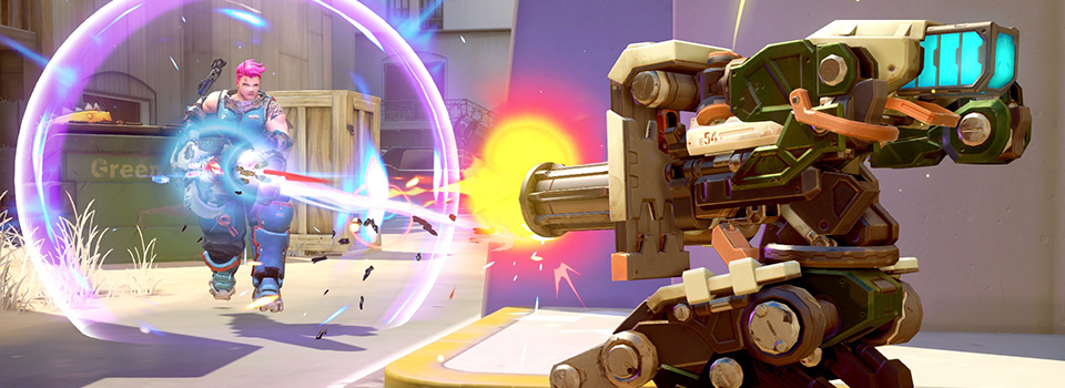 Overwatch's Bastion Buff has been Scaled Back Already