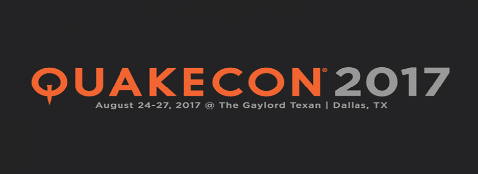 Everything You Need to Know About QuakeCon 2017