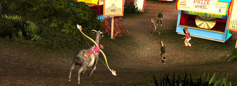 Goat Simulator Devs Try to Make a Real Game