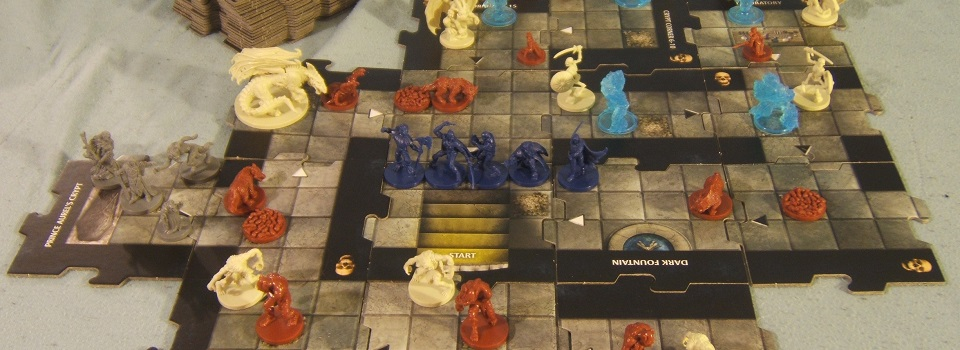 New Dungeons Dragons Board Game Appears On Wizkids Listing Gamerz Unite