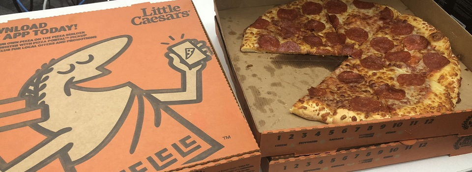 343 Industries is Swamped By Pizza