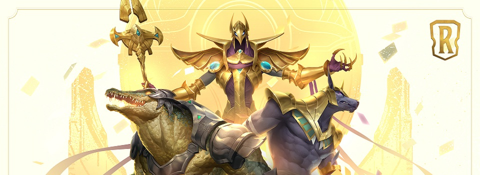 Legends of Runeterra: Empires of the Ascended First Impressions