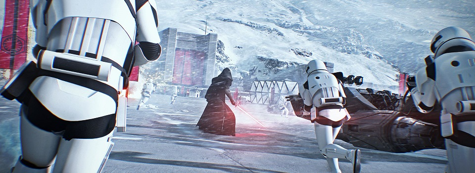 Star Wars Battlefront 2 Will Launch Over a Week Early for Origin Subscribers