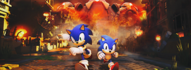Sega Reveals Sonic Forces Green Hill Zone Gameplay