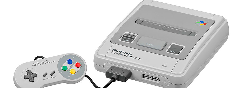 SNES Classic Edition Potentially Coming This Year