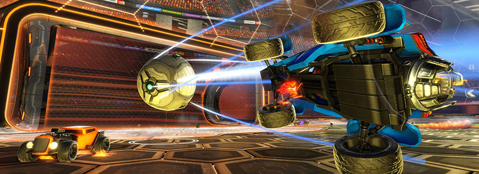 Rocket League Will be Free-to-play in China