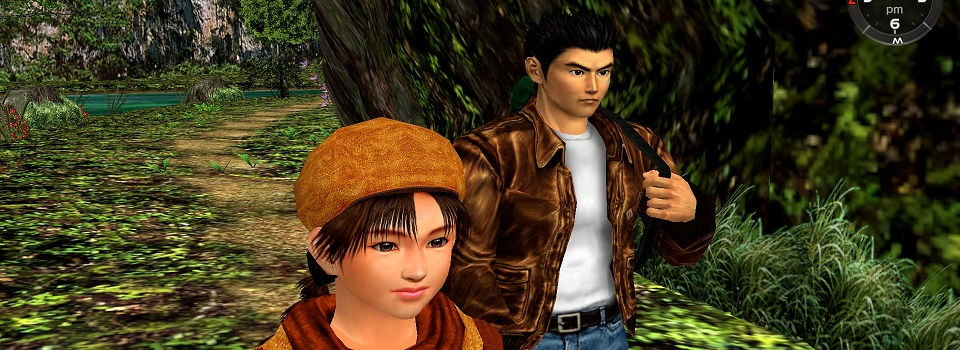 Shenmue I and II Are Heading to PC and Console