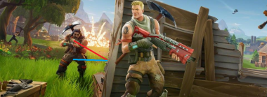 "Fortnite Update Fixes ""Dick Bullets"" Bug"