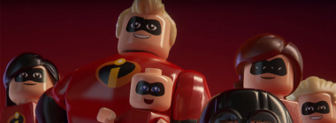 LEGO Incredibles Trailer Released