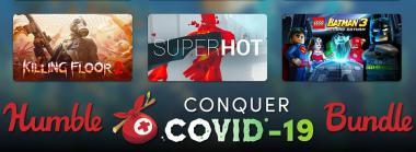 COVID Central: Humble Bundle Offering Over 1k of Stuff For Only 30 Bucks