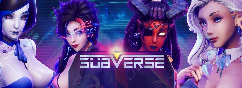 Not a First Impression of Subverse, Which I Definitely Didn't Play