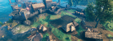 Valheim Terrain Update Makes Building Land Easier