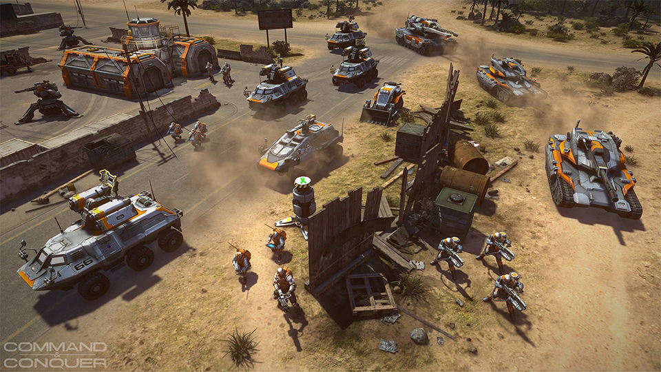 New Command and Conquer Generals 2 Gameplay Video | Gamerz Unite