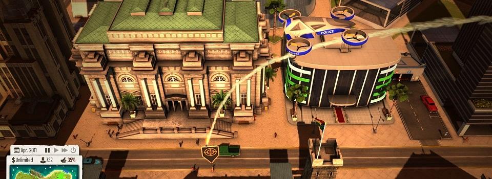 Tropico 5 Trains Spies for Espionage Expansion May 28