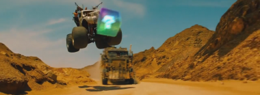 Mario Kart Takes a Turn for Brutality in Mad Max Fury Road