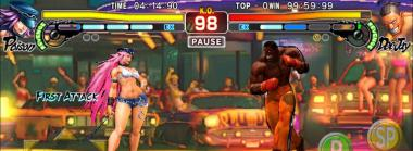 Street Fighter IV: Champion Edition Heads to iOS this Summer