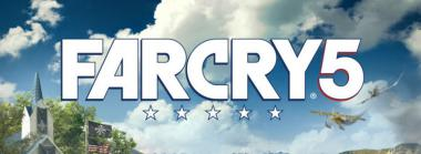 Ubisoft Reveals Far Cry 5 Artwork + Characters